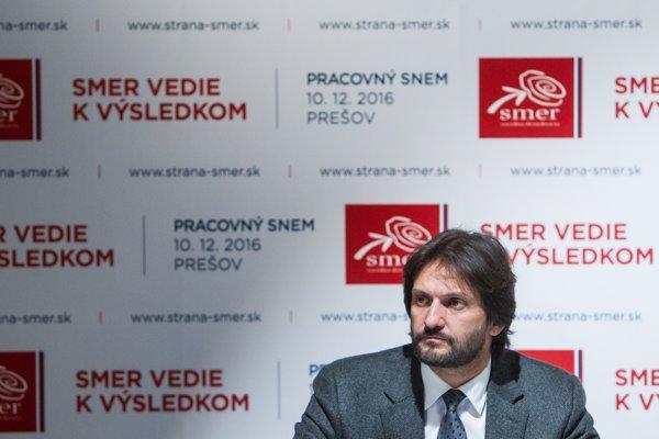 Minister vnútra Robert Kaliňák čelil pre kauzu Bašternák odvolávaniu v parlamente.