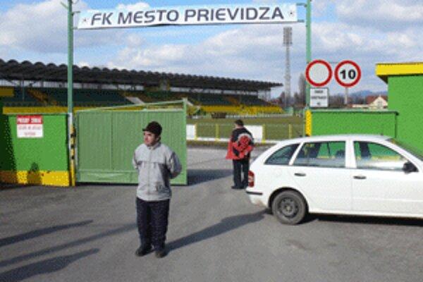 Prievidzskému futbalovému klubu sa v posledných rokoch nedarí.