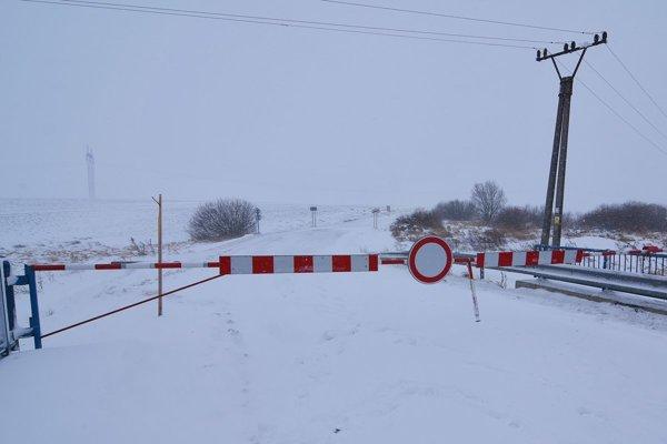 Uzatvorená je cesta III/3061 Štrba - Šuňava.