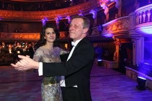 Pavol Lančarič s manželkou