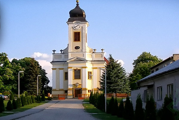 Obec Maňa (ilustračná snímka)