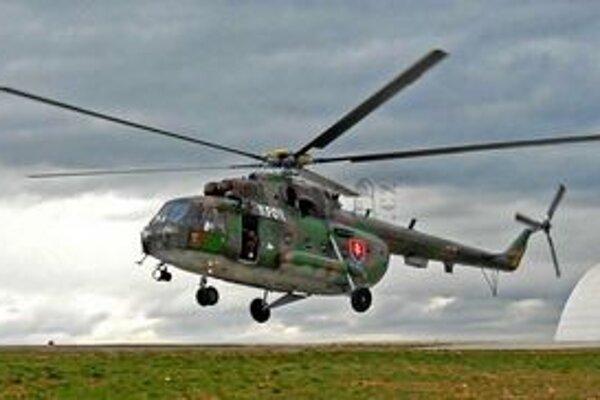 Vrtuľníky Mi-17 majú ustúpiť novším typom.