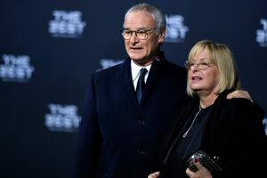 Claudio Ranieri, najlepší tréner mužského tímu.