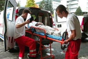 Od poplatku na urgente by podľa zámeru ministra zdravotníctva Tomáša Druckera mali byť oslobodení zranení pacienti.