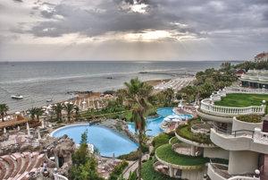 Side je obľúbené letovisko na Tureckej riviére.