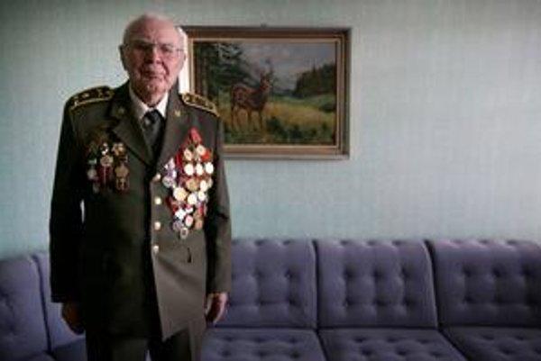 Plukovník Michal Rjabik.