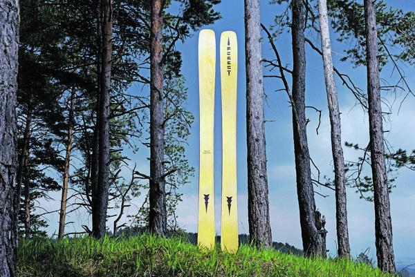"Forest Skis sú ""Made in Slovakia"""