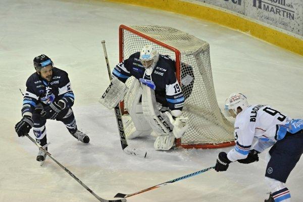 Nitra v súboji s Martinom vyhrala 4:3.