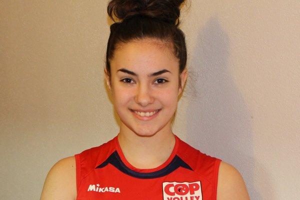 Sofia Sivičeková si zahrala v reprezentácii do 19 rokov.