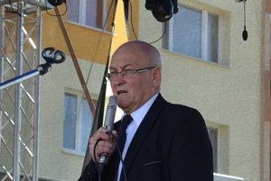 Bývalý primátor Sabinova Peter Molčan dostane ocenenie.