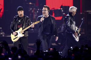 Kapela U2 vyrazila na koncertné turné, počas ktorého na každej zastávke zahrá svoj najslávnejší album The Joshua Tree.