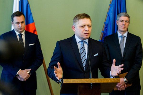 Vládna trojka hľadá spôsob ako vytvoriť štátny energetický holding.