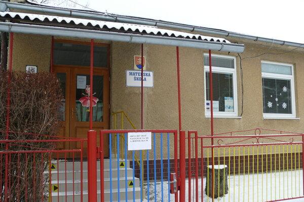 Škôlka je už pre deti zatvorená.