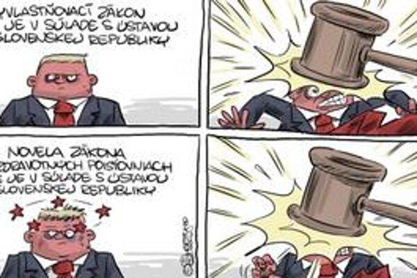 Robert Fico vo funkcii podpredsedu parlamentu ostane aj napriek kauze protiústavných zákonov.