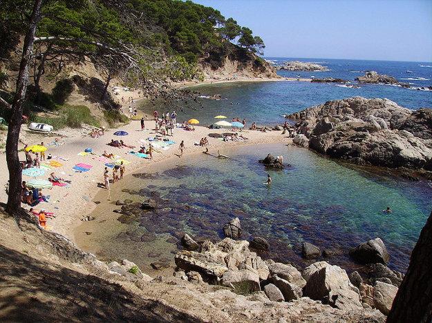 Costa Brava, Španielsko.