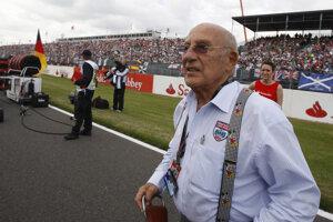 Stirling Moss je legendou F1.