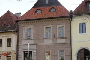 Kultúrno-turistické centrum Bardejov.