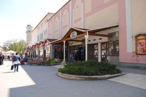 Mestská informačná kancelária v Poprade.