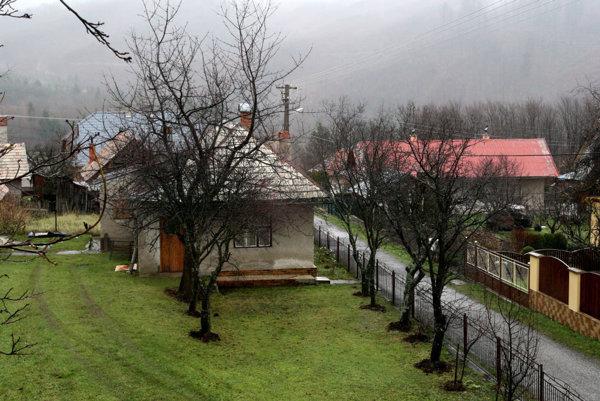 Z Kľaku sa stáva obec chalupárov.