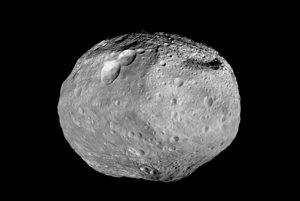 Na najväčšom známom asteroide Vesta by ste vyskočili asi 19,5 metra nad jeho povrch.