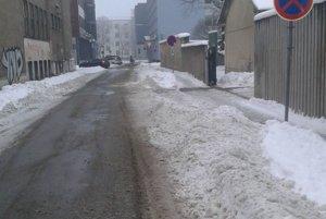 Pribinova ulica.