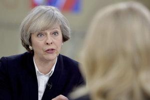 Telegraph: Mayová dá v prejave jasne najavo záujem o tvrdý brexit