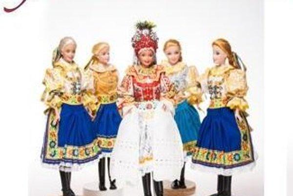 Bábiky zo zbierky Rastislava Belloviča.