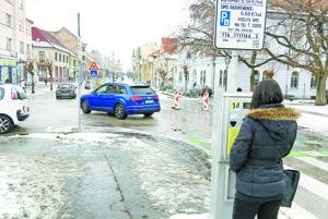 Tržby za parkovanie v Trnave iba rastú.