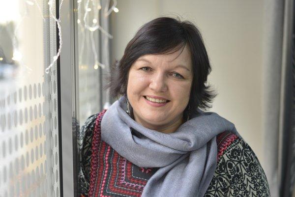 Animátorka a ilustrátorka Galina Miklínová v Bratislave uvidela nový český celovečerný animovaný film Lichožrúti.