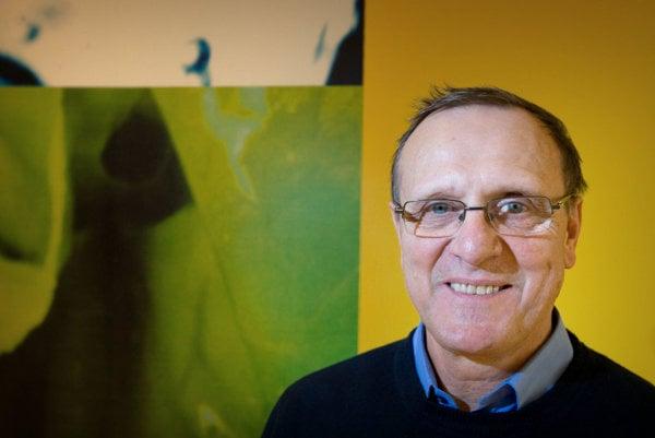 Bývalý tréner hokejovej reprezentácie Ján Filc vyrastal na Tehelnom poli.