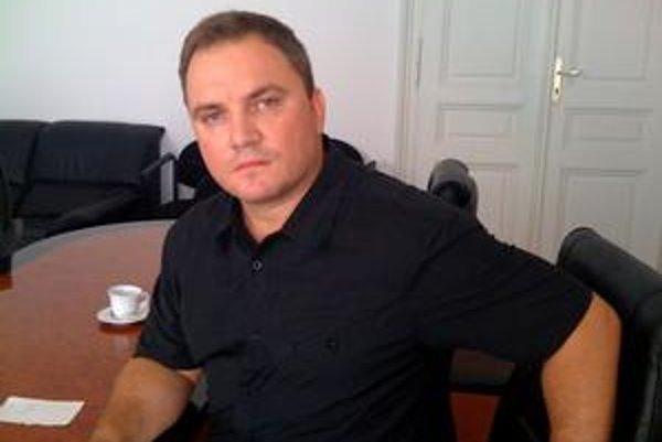 Ivan Ištvánffy hovorí, že je pripravený podozrivú nahrávku v najbližších dňoch podrobnejšie vysvetliť.