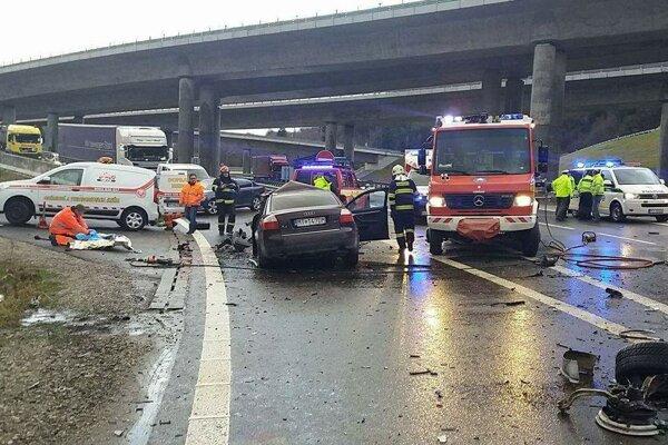 V Turci sa vlani stalo 311 dopravných nehôd.