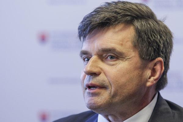 Exminister školstva, vedy, výskumu a športu Peter Plavčan.