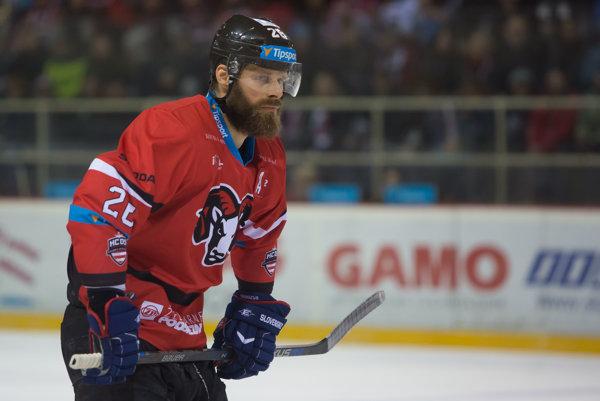Michal Handzuš si hokej dlhšiu dobu nezahrá.