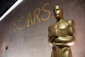 Socha reprezentujúca cenu Americkej filmovej akadémie.