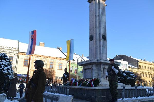 Deň oslobodenia Prešova, 19. január 1945. Tento dátum najnovšie zapísali medzi pamätihodnosti mesta.