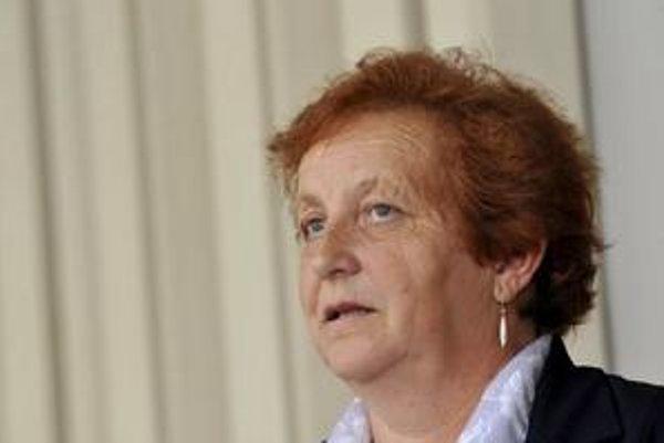 Anna Benešová.