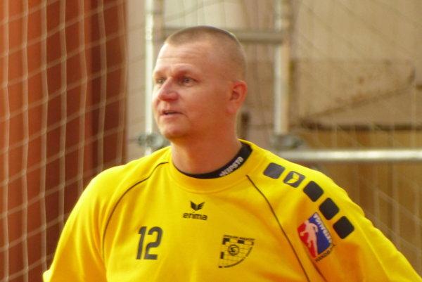 Brankárska opora Dušan Roško
