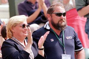 Rodičia Jeleny Dokičovej. Damir Dokič patril k najkontroverznejším tenisovým otcom v histórii.