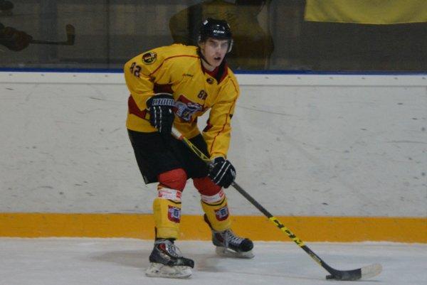 Lukáš Tábi strelil v zápase tri góly.