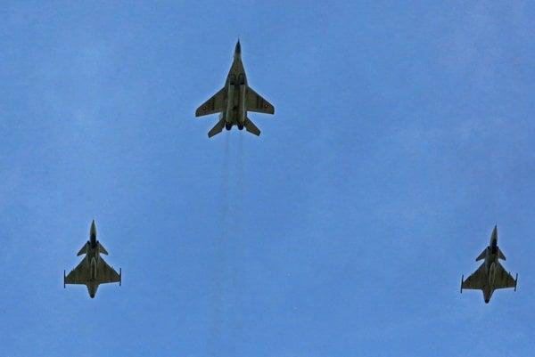 Bielorusko daruje Srbsku osem stíhačiek typu MiG-29.