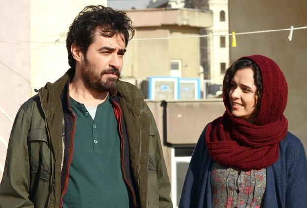 Veľké šance by mal aj Farhadiho nový film Klient.