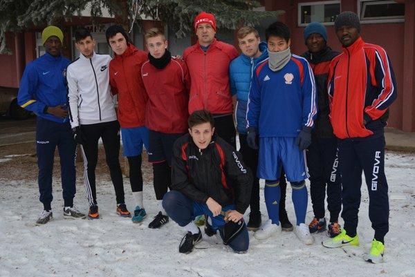 V Topoľčanoch zatiaľ trénuje len torzo hráčov, čoskoro by sa mali pridať aj ďalší.