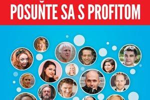 súťaž Posuňte sa s profitom 2017 - pútač