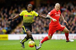 Martin Škrtel (vpravo) by sa mohol vrátiť do Premier League.