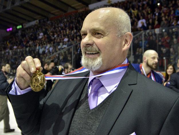 Peter Mikula v minulosti získal so Zvolenom majstrovský titul.