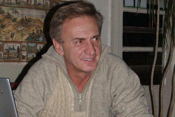 Pavel Greksa, kandidát na post župana Banskobystrického kraja.
