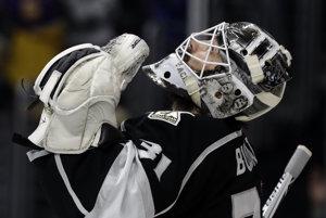 Slovenský hokejový brankár Peter Budaj si spoluhráčov v Los Angeles Kings získal nielen výkonmi po zranení Jonathana Quicka.