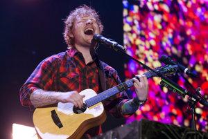 Ed Sheeran v marci vydá nový album a predpokladá sa, že to bude veľký hit.