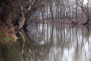 Štátne hranice vedú stredom rieky Ipeľ. Jej koryto prirodzene mení tvar.